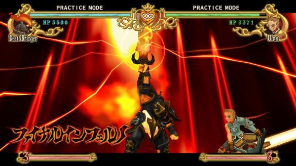 《战斗幻想:修订版》游戏截图