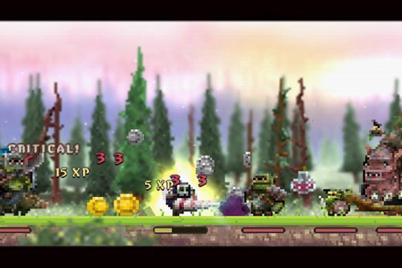 《劫掠英雄》游戏截图