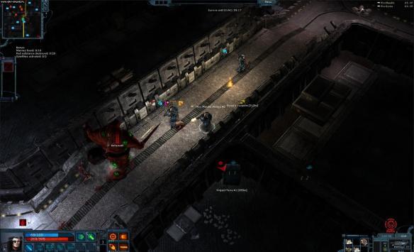 《赤色至日》游戏截图