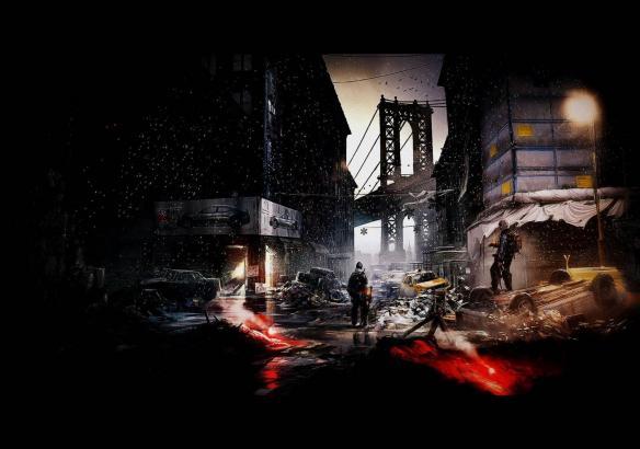 《汤姆克兰西:全境封锁》游戏高清壁纸