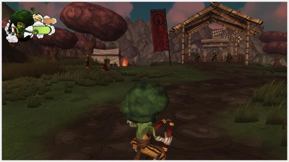 《亚赛忍者》游戏截图