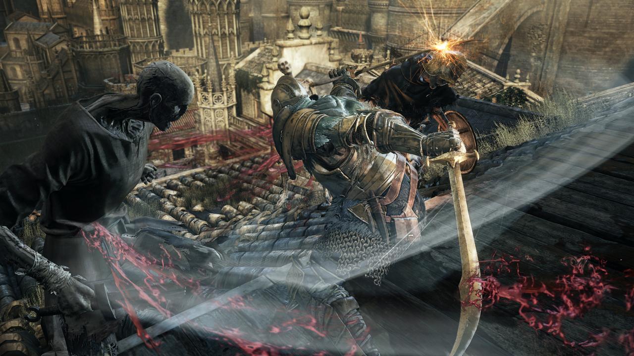 黑暗之魂3/Dark Souls III插图
