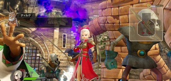 《勇者斗恶龙:英雄》游戏截图-4