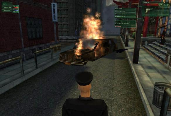 《职业杀手代号47》游戏截图