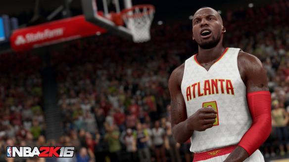 《NBA 2K16》游戏截图-4