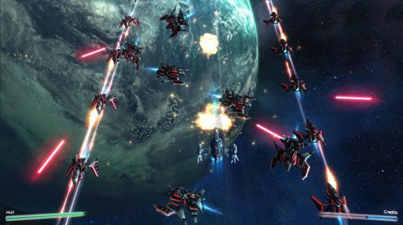 《逃出太阳系》游戏截图