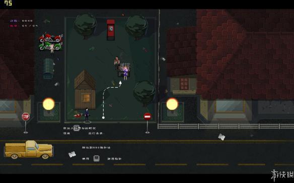 《疯狂派对》中文游戏截图