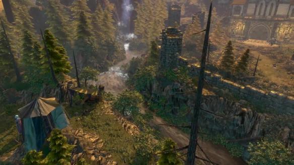 《剑湾传奇》游戏截图4