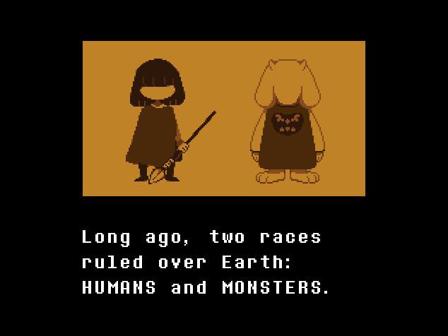 传说之下游戏图片欣赏