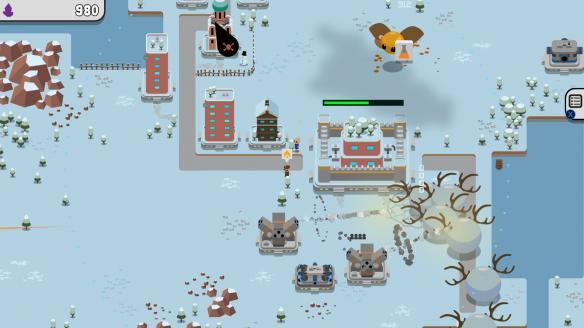 《怪兽恐慌》游戏截图