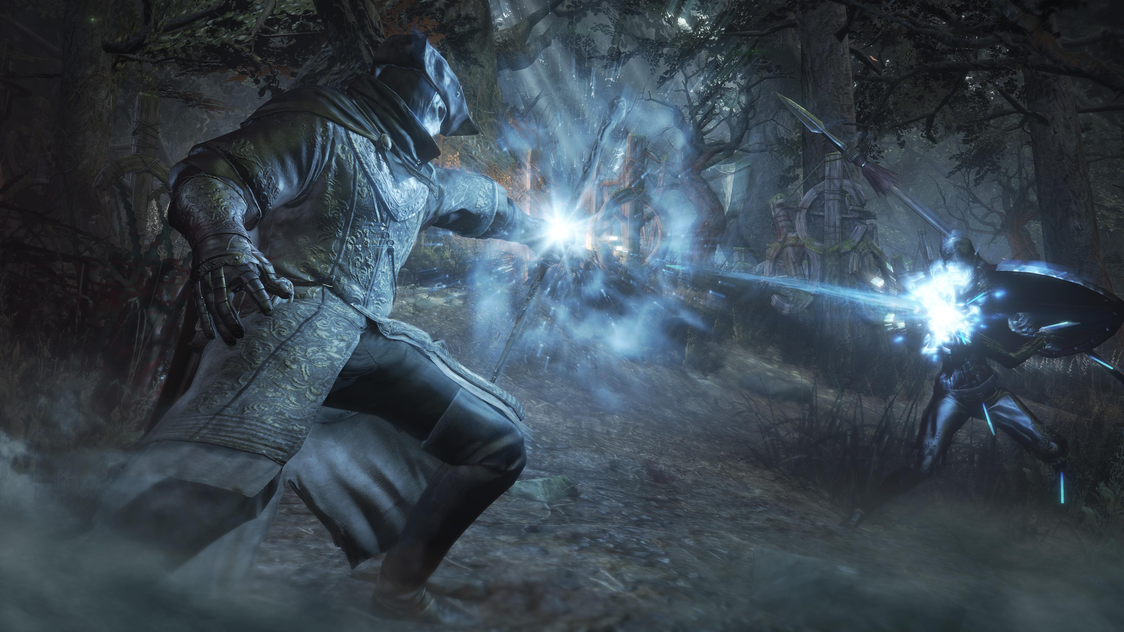 黑暗之魂3游戏图片欣赏