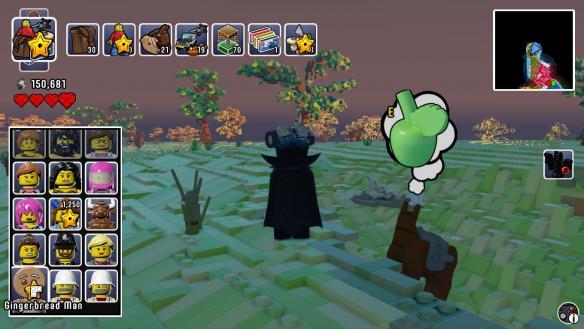 《乐高世界》游戏截图2