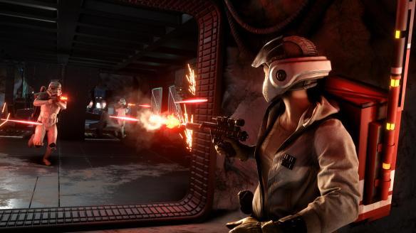 《星球大战:前线》武器、兵种、游戏截图