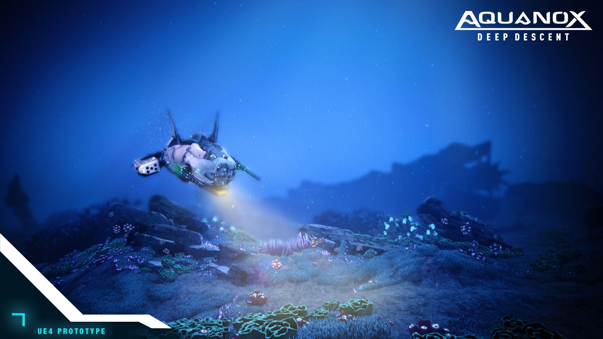 未来水世界:深度侵袭插图3