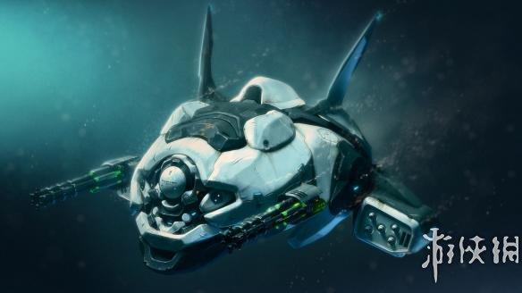 《未来水世界:深度侵袭》游戏截图