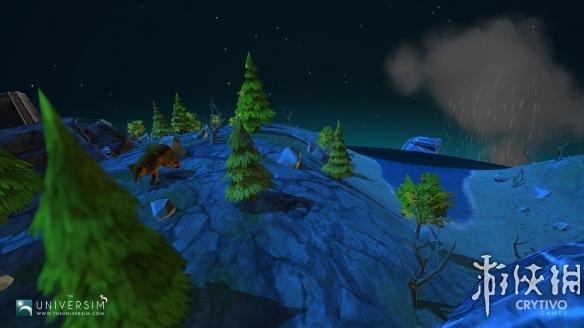 《宇宙主义》游戏截图
