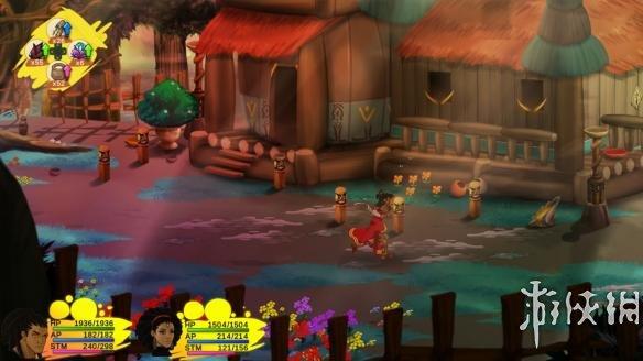 《奥莱传说之克里奥丹的遗赠》游戏截图
