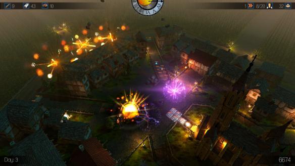 《死亡之夜:乌苏拉的复仇》游戏截图