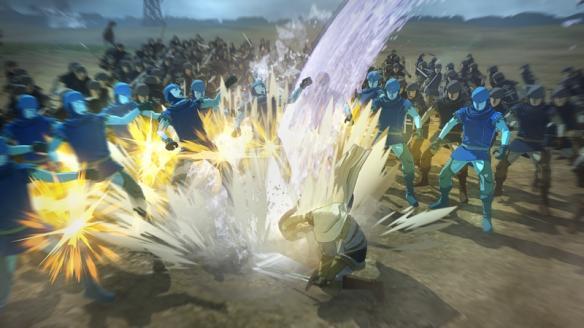 《亚尔斯兰战记X无双》游戏截图1