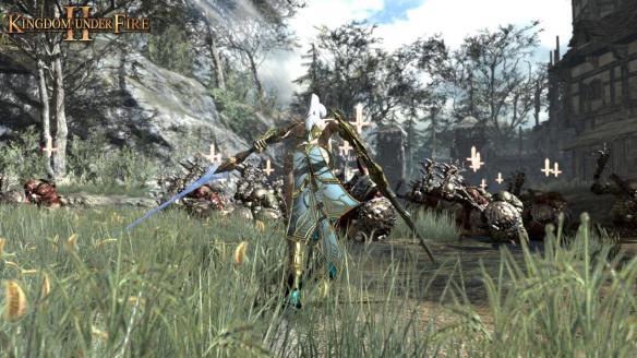 《炽焰帝国2》游戏截图