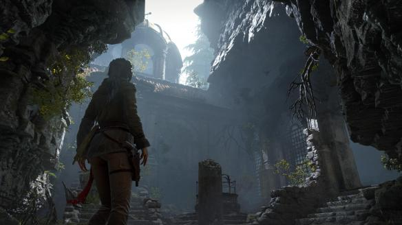 《古墓丽影:崛起》PC版游戏截图-1