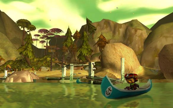 《疯狂世界2》游戏截图-2
