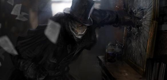 《刺客信条:枭雄》开膛手杰克原画欣赏