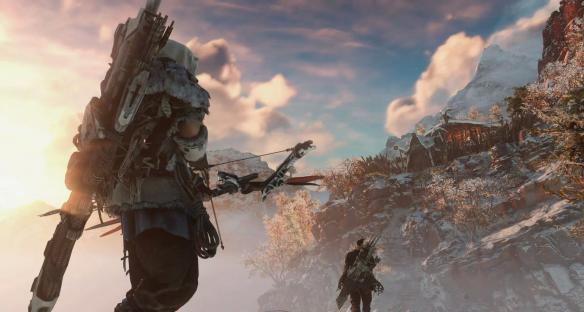 《地平线:黎明时分》游戏截图-1