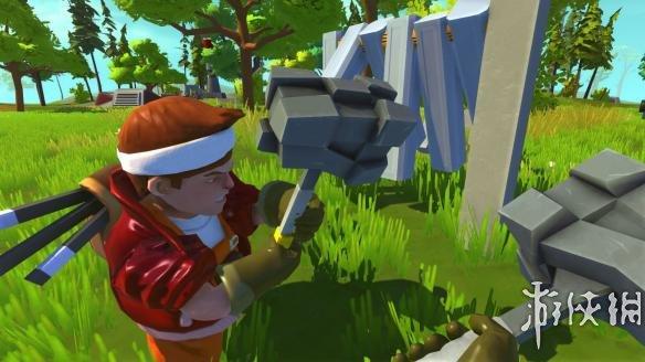 《废品机械师》中文游戏截图