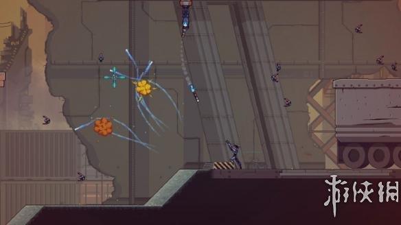 《合金之血:重生》游戏截图