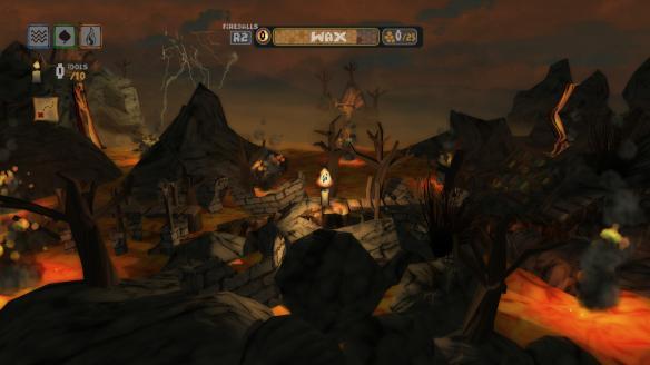 《烛光》游戏截图