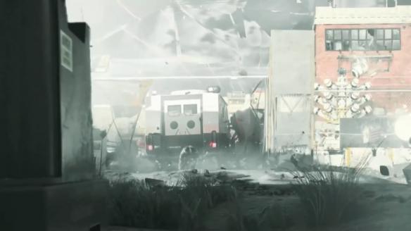 《量子破碎》游戏截图-3