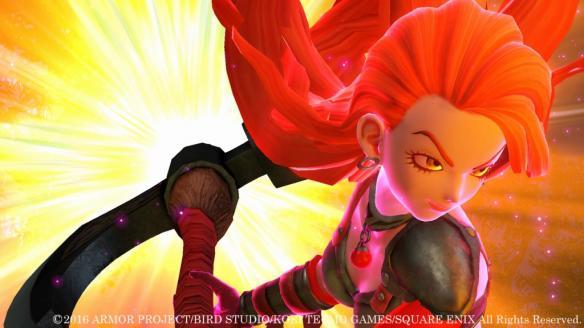 《勇者斗恶龙:英雄2》游戏截图-5