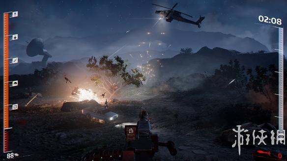 《IS防御》游戲截圖
