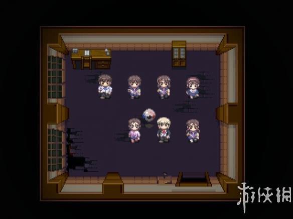 《尸体派对:血色笼罩》游戏截图