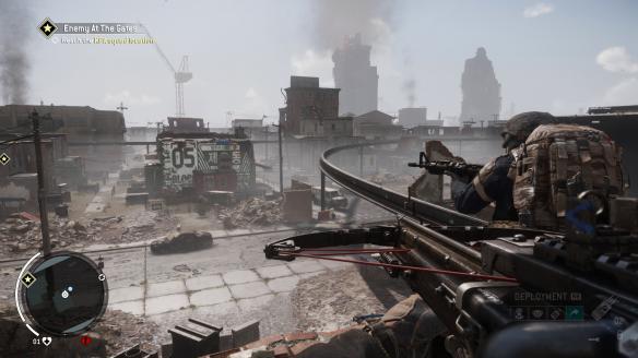 《国土防线2:革命》游戏截图