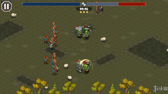 《皇家英雄》中文游戏截图