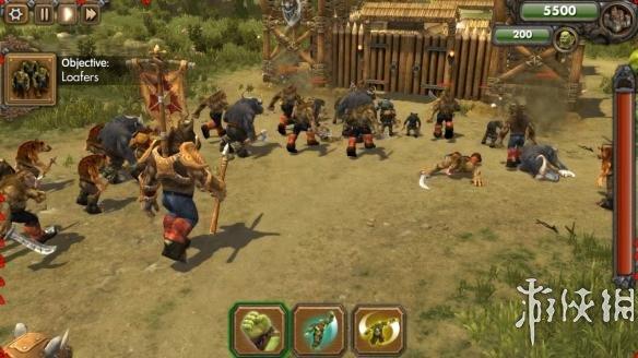《兽人军团》游戏截图
