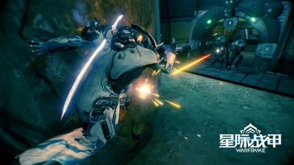 《星际战甲》游戏截图-1