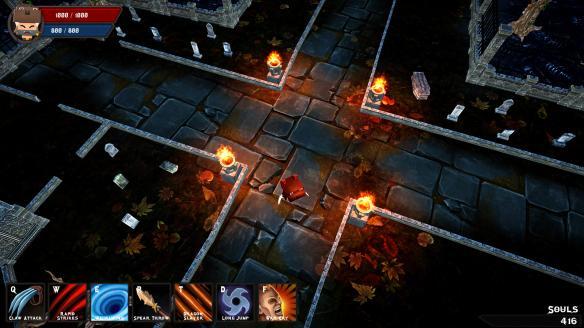 《漫游者:屠龙勇士》游戏截图