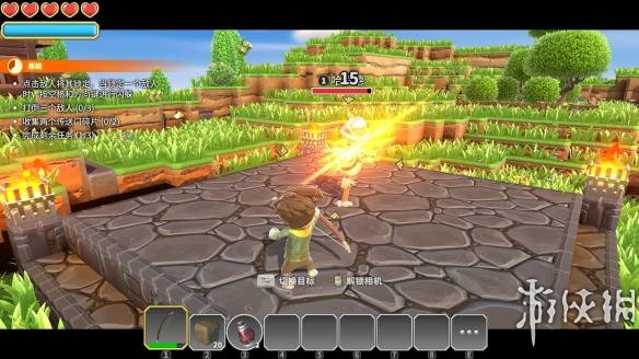 《传送门骑士》中文游戏截图-1
