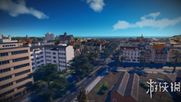 《城市帝国》游戏截图
