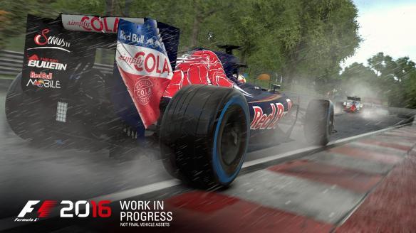 《F1 2016》精美截图