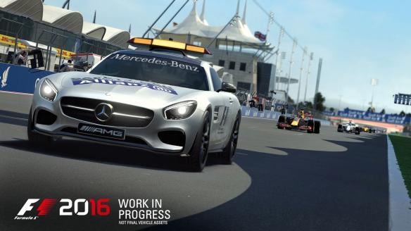 《F1 2016》视频截图