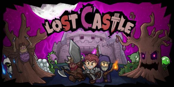 《失落城堡》精美截图