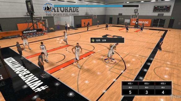《NBA 2K17》游戏截图-2