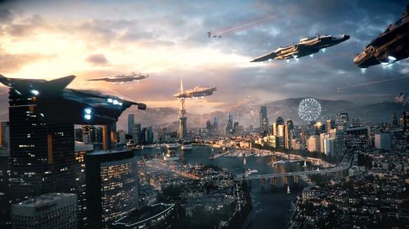 《使命召唤13:无限战争》游戏截图-2