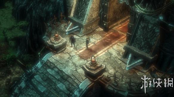 《灰燼守護者》游戲截圖