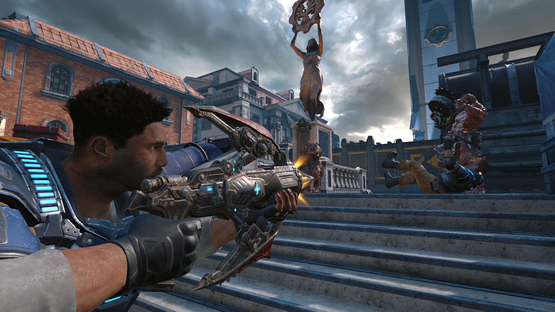 战争机器4游戏图片欣赏
