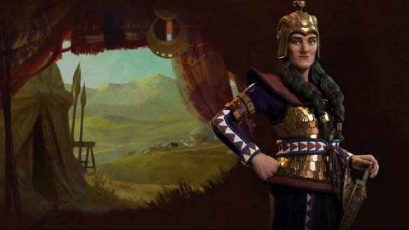 《文明6》领袖图赏